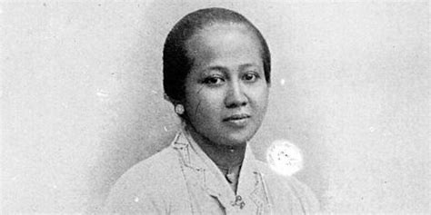 biography text of ra kartini old photos showing the life of ra kartini