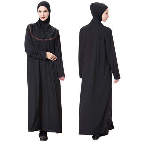 Abaya Maxi Dress Terbaru fashion muslim sleeve jilbab formal cocktail abaya islamic maxi dress ebay