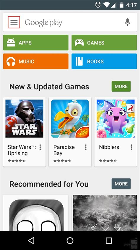 Play Store Home Screen How To Disable App Update Notifications On Android