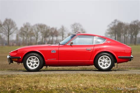 old nissan 240 datsun 240 z rally car 1971 classicargarage de