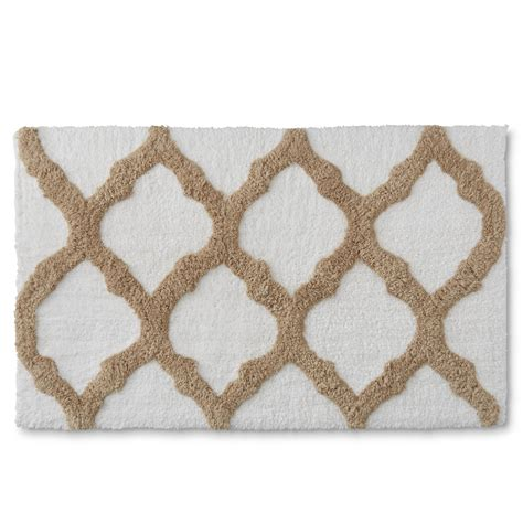 Cannon Bathroom Rugs Cannon Tufted Bath Rug Trellis Home Bed Bath Bath Bath Towels Rugs Bath Rugs Mats