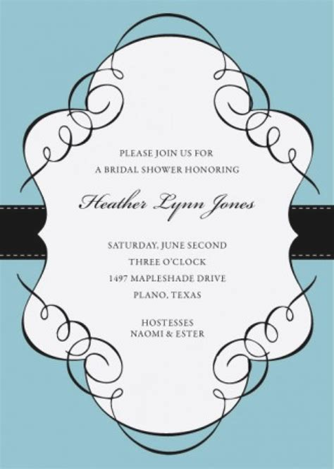 free printable wedding invitation templates for word free