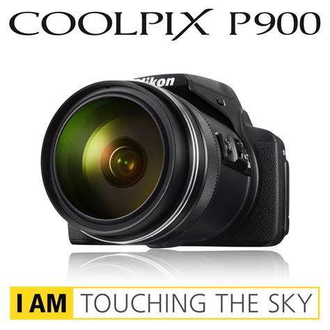 Kamera Canon P900 nikon coolpix p900 digitalkamera 3 zoll schwarz de kamera