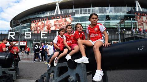 arsenal zve deloitte emirates stadium najbardziej dochodowym obiektem