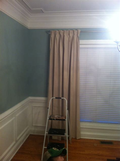 curtains made from painters drop cloths pin by angele franklin on home decor pinterest