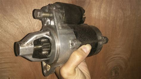 Switch Dinamo Starter Kijang toyota kijang repair electric starter motor gasoline engine part 1 memperbaiki dinamo starter