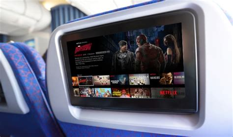 netflix flight netflix has figured out a way to offer tv and movies on