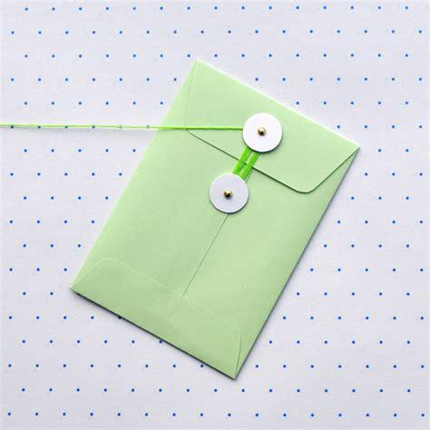 busta da lettere buste da lettera fai da te creare con la carta