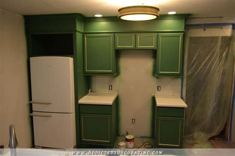 finished kitchen cabinets refrigerator wall cabinets finished