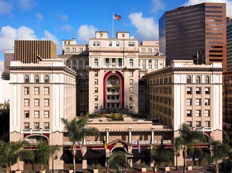l district san diego les 10 plus beaux h 244 tels historiques en californie