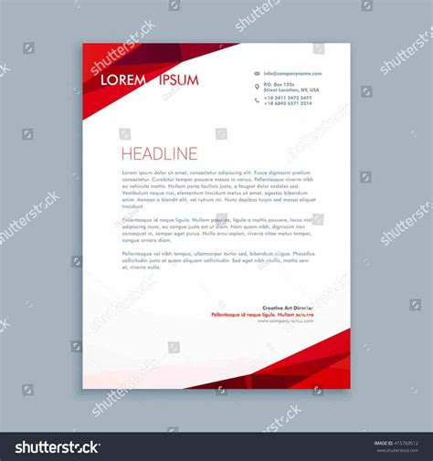 cool letterhead templates ms word letterhead templates free receipt