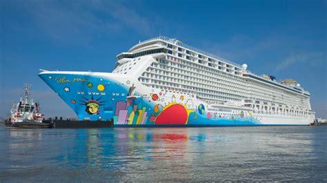 norwegian cruise internship norwegian breakaway