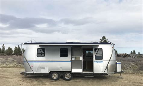 Two Sided Sofa by Airstream Trailer Classifieds Airstream Trailers For Sale