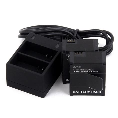 Batere Go Pro Hero3 aliexpress buy gopro battery go pro accessories two