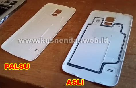 Baterai Ori Samsung S5 terbukti membedakan samsung galaxy s5 asli atau palsu