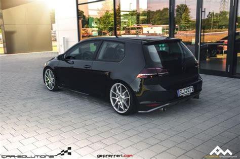 Golf 7 1 4 Tsi Tieferlegen by Vw Golf 7 1 4tsi Highline Car Solution Schmelz Tuning 2