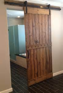 Barn Closet Doors Barn Door Look Closet Doors Home Design Ideas