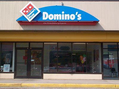 domino pizza miko mall domino s pizza winona mall winona minnesota