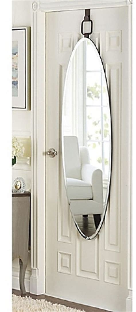 bathroom door mirrors best 25 over the door mirror ideas on pinterest