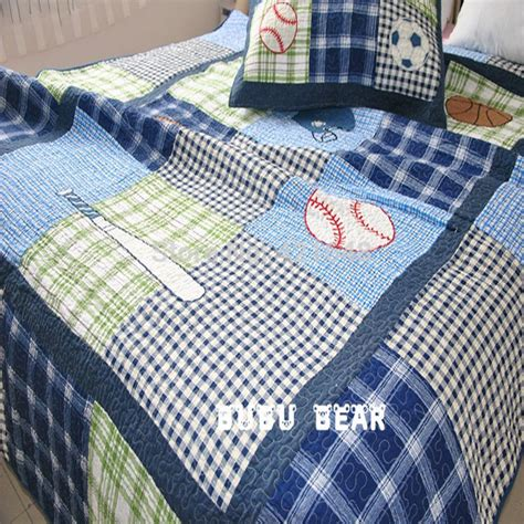 Patchwork Quilts For Boys - buy wholesale baseball from china baseball