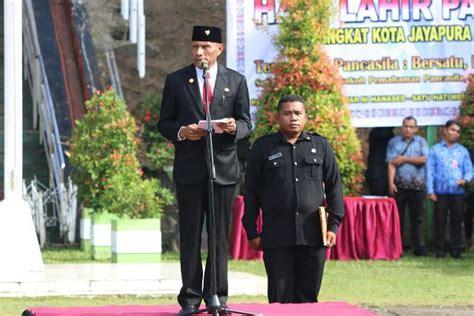 Pancasila Jiwa Indonesia semua masyarakat marus memiliki jiwa pancasila papuasatu