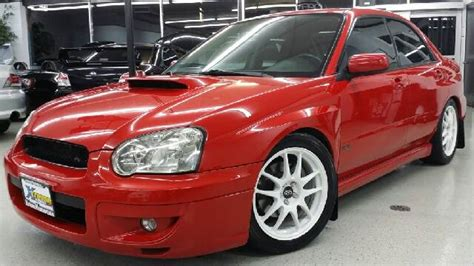2004 subaru wrx upgrades 2004 subaru impreza wrx awd san remo sedan low