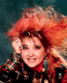 Cyndi lauper hairstyle 2015 hair color celebrity hairstyle 2016