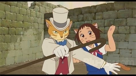 studio ghibli film with cats are there any good movies where cats aren t the villains