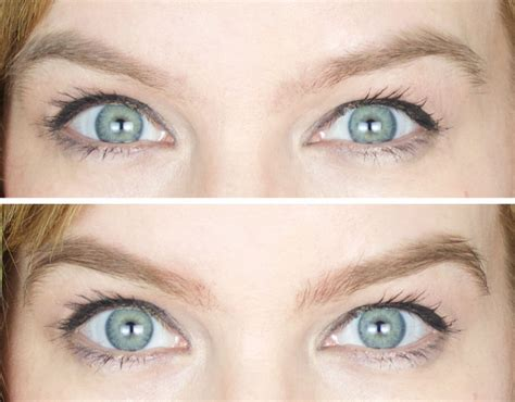 Maybelline Eyebrow Mascara maybelline s new brow mascara will bulk up your brows like