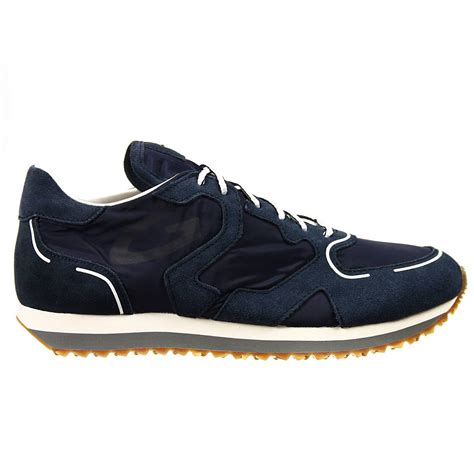 running canvas shoes lyst alberto guardiani sneakers shoes wen running suede