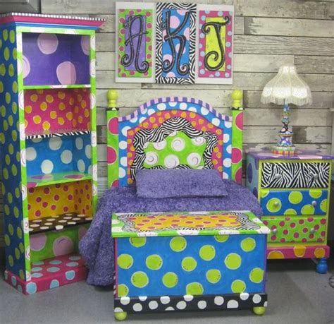 fun furniture painting ideas 25 best images about polka dots classroom theme on