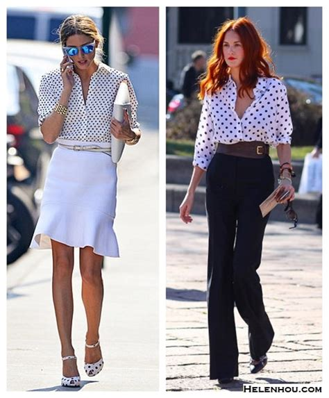 7 Ways To Wear Polka Dots by How To Wear Polka Dots The Of Accessorizing