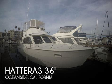 boats for sale oceanside california for sale used 1973 hatteras 36 convertible in oceanside