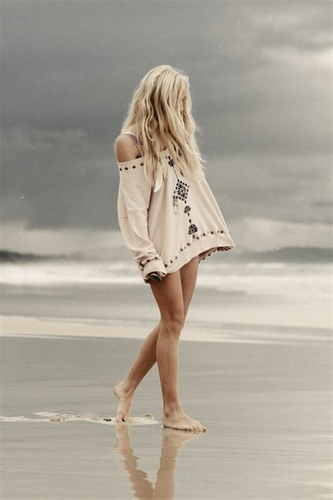 beach style beach casual fashion image 582406 on favim com