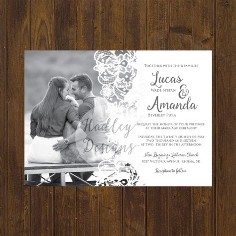 who traditionally sends out wedding invitations hadley designs classic