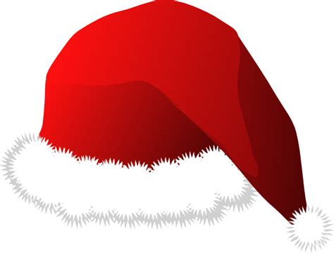 santa hat small clip art at clker com vector clip art