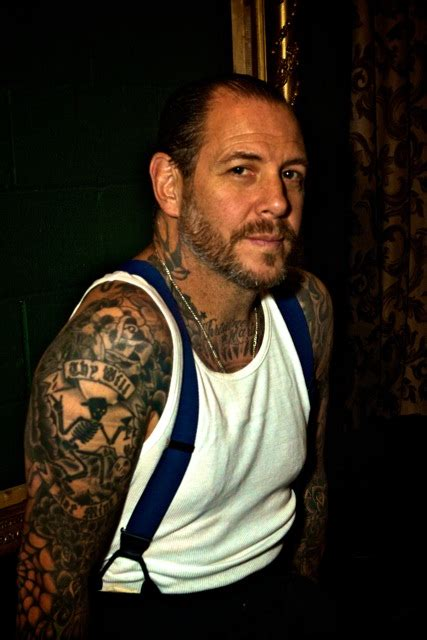 mike ness tattoos mike ness artist magazine from social