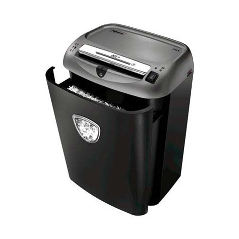 paper shredder cross cut fellowes powershred 75cs cross cut paper shredder ebay