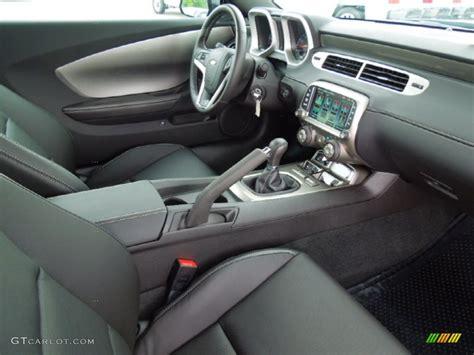 2013 Chevy Camaro Interior by Black Interior 2013 Chevrolet Camaro Ss Coupe Photo 67958456 Gtcarlot