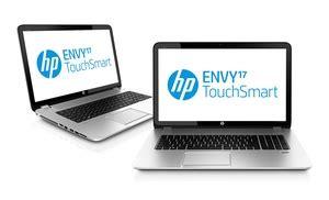 "hp envy touchsmart 17.3"" laptop   groupon goods"