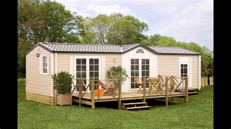mobile home yard design best mobile home deck design ideas youtube mobile home