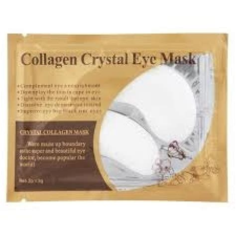 Collagen Eye collagen eye masks with collagen x 50 llc health