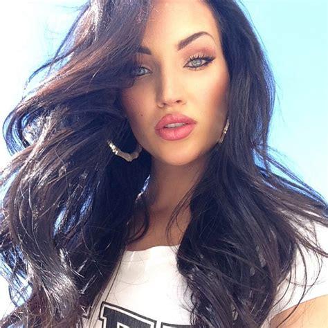 ebony hair cheyenne instagram shareig hello instagram makeup nails all that beauty