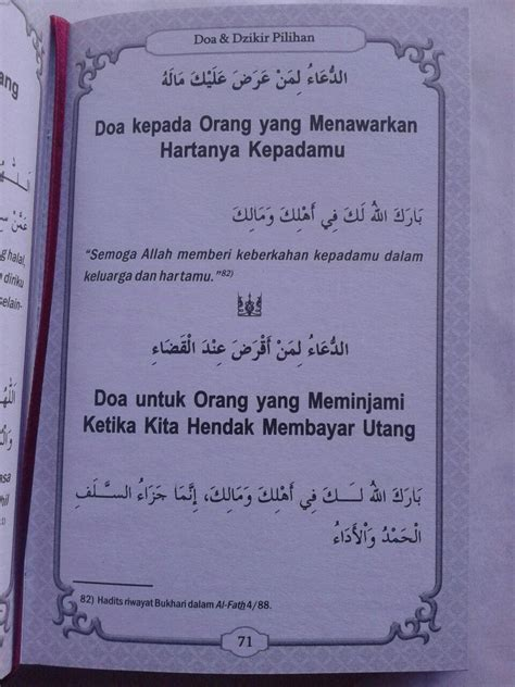 Ensiklopedi Mini Doa Dan Dzikir Pilihan buku saku ensiklopedi mini doa dzikir pilihan