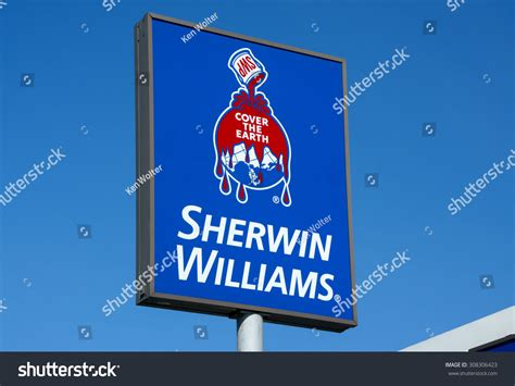 sherwin williams paint store na id richfield mnusa august 12 2015 sherwinwilliams stock photo