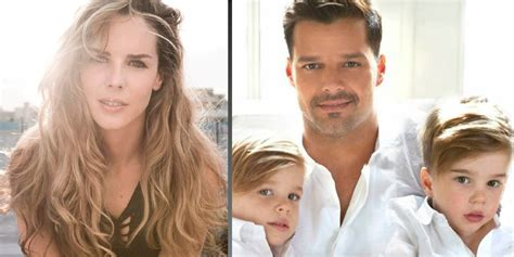 Ella es la madre de los hijos de Ricky Martin. Por fin ... Mama De Los Hijos De Ricky Martin