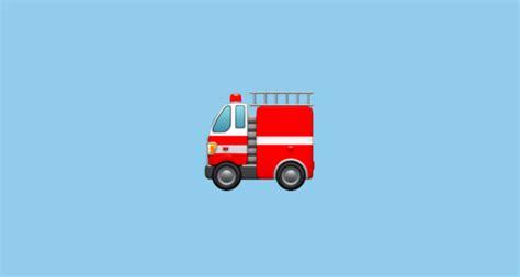 emoji engine fire engine emoji