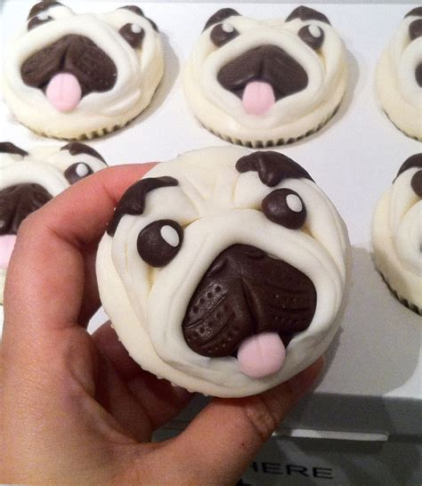 pug cupcakes and now 8 ridiculously cakes because we can