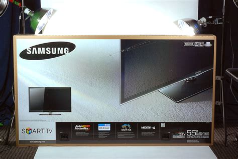led tv box design cracking open the 55 quot samsung led tv un55d6300sf