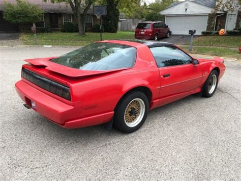 Pontiac Trans Am T Top by 1991 Pontiac Firebird Trans Am Gta T Tops
